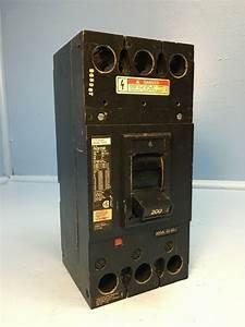 Ite F63f250 250a Circuit Breaker 200 Amp Trip Type F6