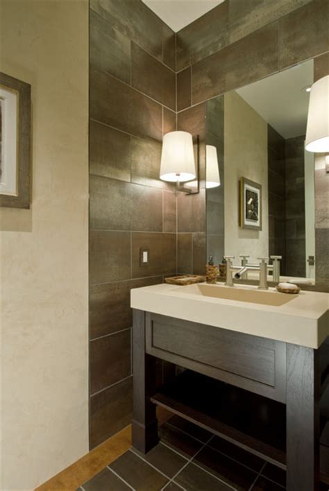 All Modern Bathroom Lighting by Residential Project Monterey California Contemporary