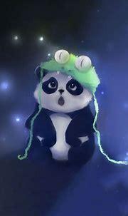Pin by PArt on Animal   Panda art, Cute panda wallpaper ...
