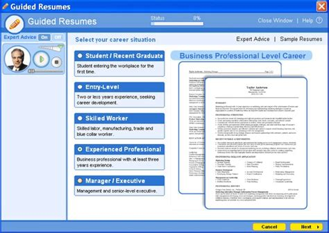Resume Creator Htm by Resume 201207