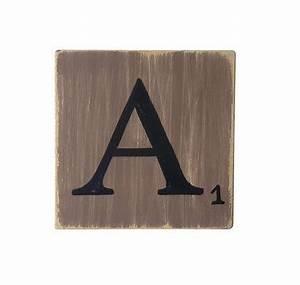 Lettre En Bois A Poser : lettres en bois pour pr nom ~ Teatrodelosmanantiales.com Idées de Décoration