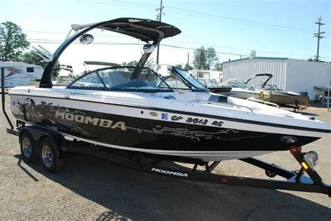 Used Moomba Boat Values by Moomba Mobius Lsv 2011 For Sale For 42 900 Boats From