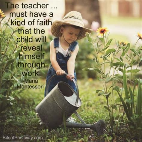 Through Child by Montessori Archives Bits Of Positivity