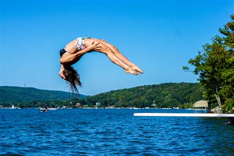 Free Images : jumping, diving, extreme sport, leisure ...