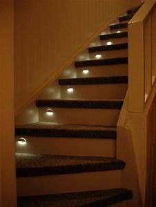 Lampen Trapp Daaden : kampanjepris p trappebelysning steplight ip68 ledlys led lys ~ Markanthonyermac.com Haus und Dekorationen