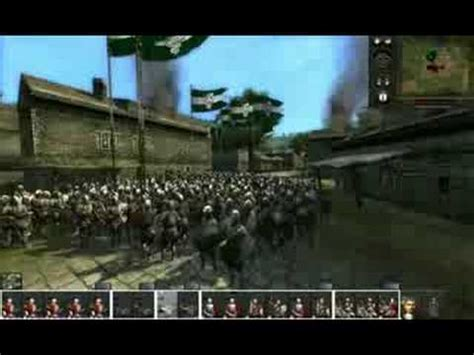 city siege 1 2 total war artillery city siege pt 1