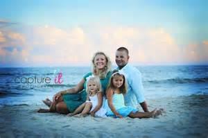 Beach Family Portrait Ideas