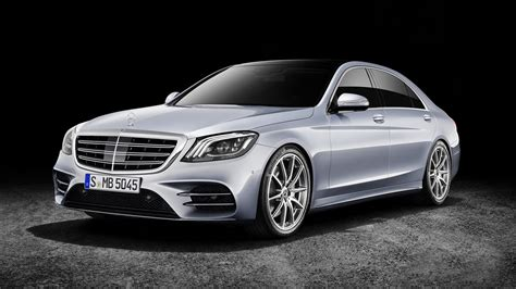 2018 Mercedes Sclass Facelift Can You Spot The Changes?