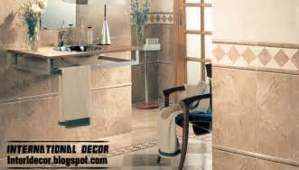 classic wall tiles designs colors schemes bathroom