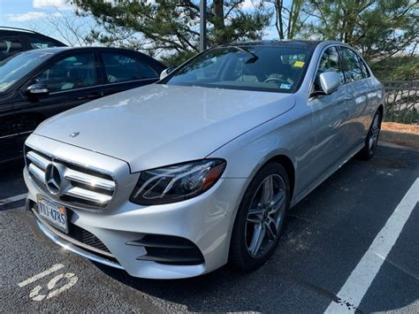 My career in the retail automotive business started in 1977. Certified Pre-Owned 2020 Mercedes-Benz E-Class E 350 AWD 4MATIC®