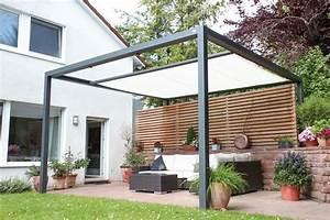 Sonnenschutz Für Pergola : best 25 sonnenschutz f r terrasse ideas on pinterest terrassenmarkisen moderne pergola and ~ Eleganceandgraceweddings.com Haus und Dekorationen