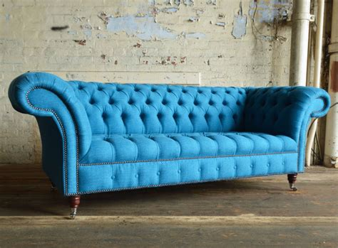 blue chesterfield leather sofa chesterfield sofa blue blue chesterfield sofa leather