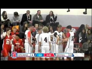 Cresthill Middle School Basketball - Play-by-Play Sports ...