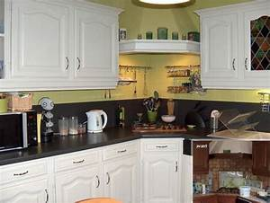 element bas de cuisine mobilier sur enperdresonlapin With comment refaire sa cuisine