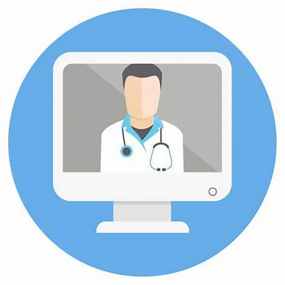 Doctor Clipart Pediatrician Thing Transparent Telemedicine Medical