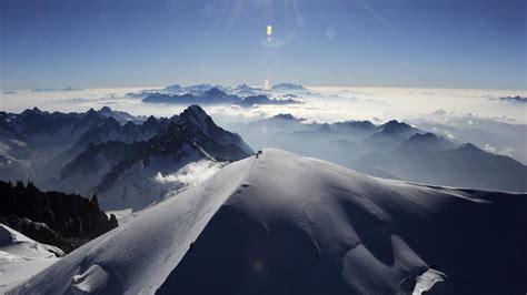 le mont blanc l ascension du sommet de la b 234 tise