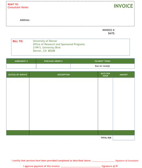 Consultant Invoice Template Word Uk by Consulting Invoice Template Word Invoice Exle