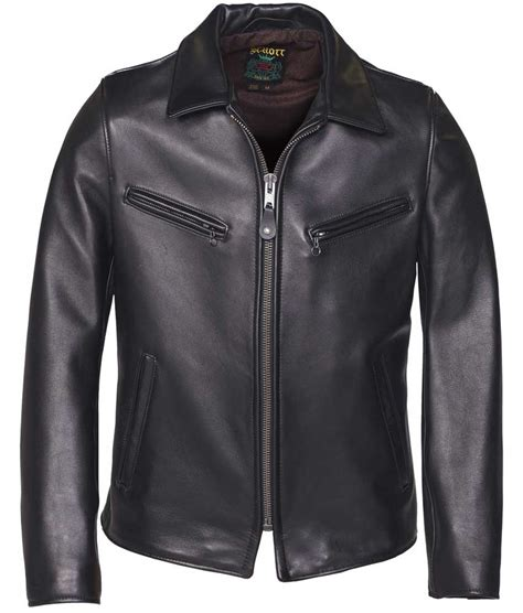 Cowhide Jackets by Retro Jacket Mens Cowhide Jacket Legendary Usa