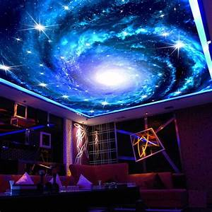 Aliexpress com : Buy Custom 3D Photo Wallpaper Galaxy Star