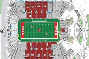 Eccles Seating Chart Home Stadium Arena Event Services University Of Utah