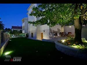 Illuminazione LED per Esterni: Faretti e Lampade da giardino (2014) YouTube