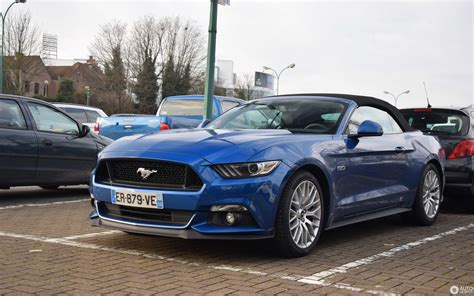 Ford Mustang Convertible 2015 by Ford Mustang Gt Convertible 2015 2 February 2018