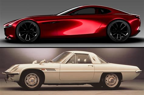 a back at mazda s past present with the wankel engine
