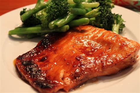 baking salmon baked teriyaki salmon oven