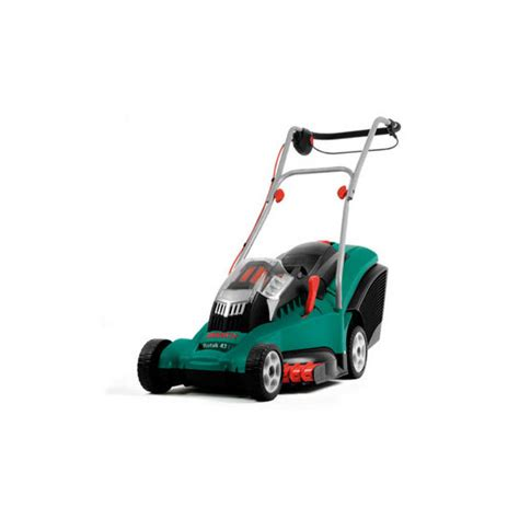 bosch rotak 43 li cordless lawnmower reviews compare prices and deals reevoo