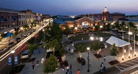Peninsula Town Center - DDG