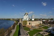 The cultural heritage of Pskov – one of the oldest cities ...