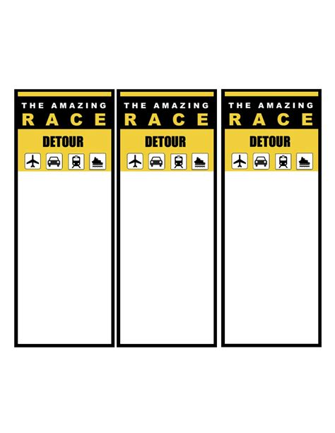The Amazing Race Clue Template by Thanks For Subscribing To The Momof6 Newsletter Here S