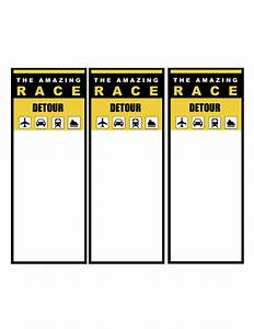 thanks for subscribing to the momof6 newsletter here39s With the amazing race clue template