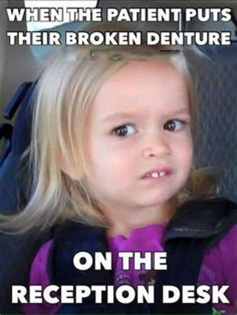 Chipped Tooth Meme - here s your funny or scary picture of the day teeth can be perfected in any way you d like