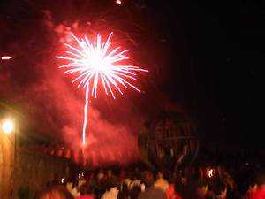 How Chemical Reactions in Fireworks Produce Sounds and Colors