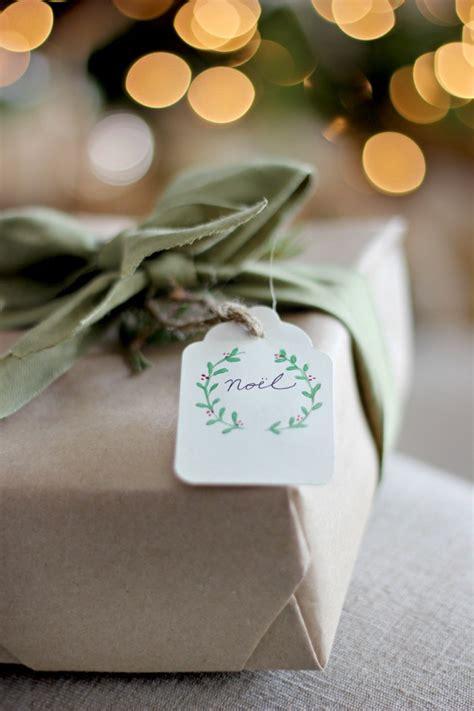 watercolor christmas gift tag diy   printables