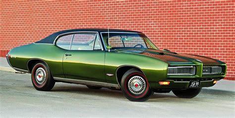 New Gto Specs by 1968 Pontiac Gto Collectibility Price Specs Coupe