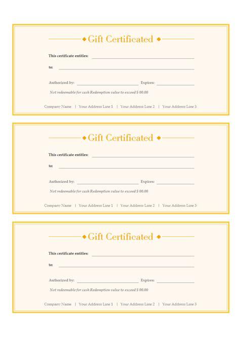 gift voucher  gift voucher templates