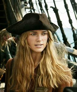 Keira Knightley isn't enthusiastic about Pirates 4 | The ...