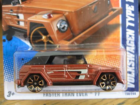 Jual Hot Wheels Volkswagen Type 181 2009 New Models
