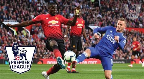 Manchester United vs Leicester City | Leicester city ...