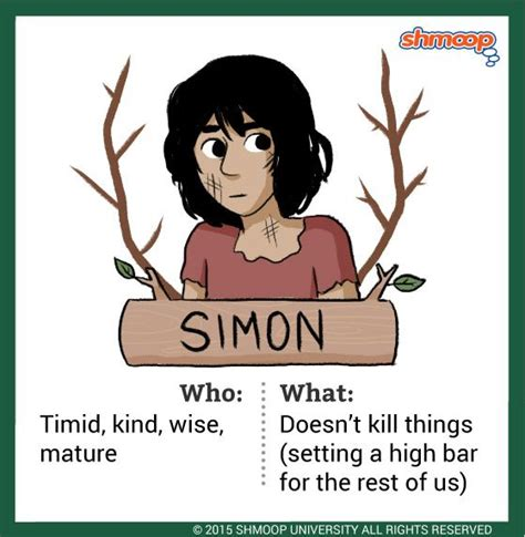 decorous definition lord of the flies simon in lord of the flies omygawd he is my favorite