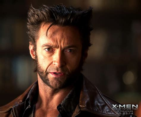 men days  future  stills xmen wolverine hair