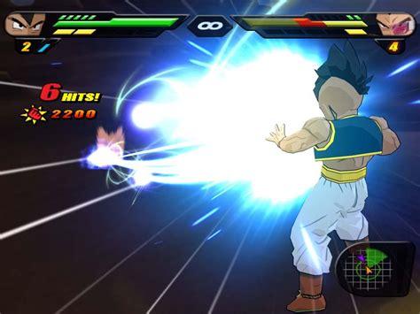 Dragon Ball Z Budokai Tenkaichi 2 Review Gaming Nexus