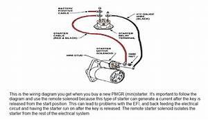 1989 Mustang Starter Solenoid Wiring Diagram