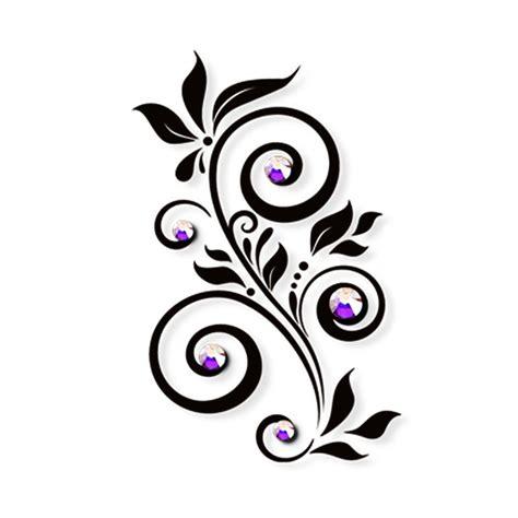 Tribal Flower Art  Clipart Best
