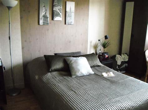modele tapisserie chambre papier peint couleur jaune à aubervilliers prix travaux