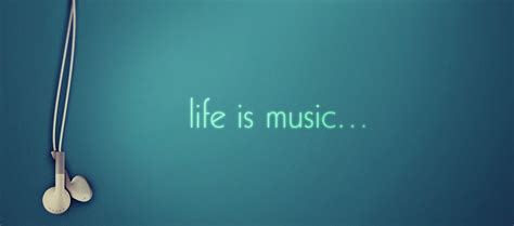 Life Is Music Facebook Cover Timelinecoverbannercom