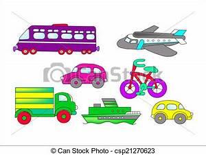 Land Transportation Clip Art (82+)