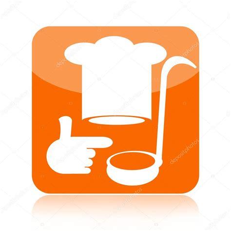 icone cuisine icône de la cuisine photographie skovoroda 12919680